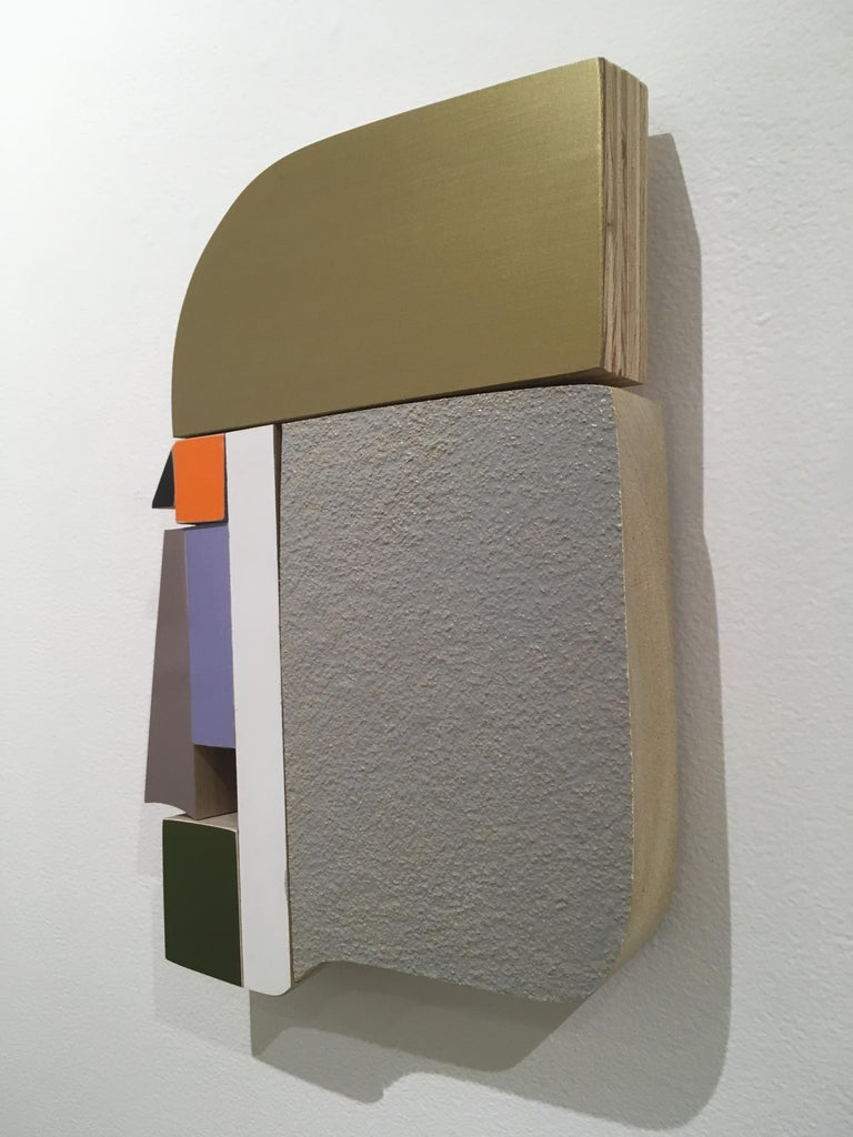 Profile - Sculpture by Andrew Zimmerman