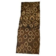 Andrianna Shamaris Antique African Raffia Textile