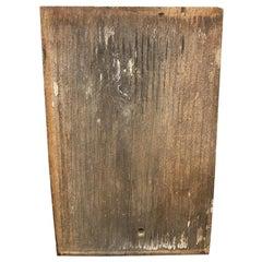 Andrianna Shamaris Antique Hand Carved Panel