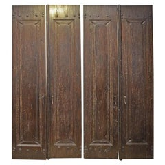 Andrianna Shamaris Antique Wooden Doors
