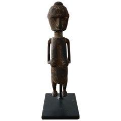 Andrianna Shamaris Hand Carved Wooden Figurine