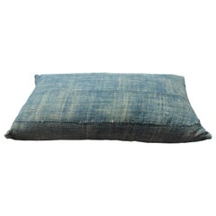 Andrianna Shamaris Indigo Pillows