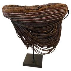 Andrianna Shamaris Papua Orchard Skirt Made from Orchard Bark