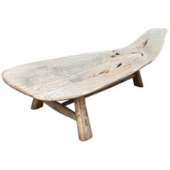 Andrianna Shamaris Wabi Sabi Bench or Chaise