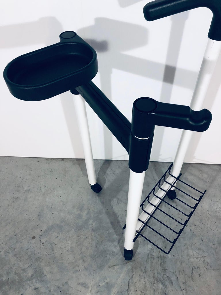 """Andries Van Onck for Magis """"Totem"""" Valet, 1980s In Good Condition For Sale In Miami, FL"""
