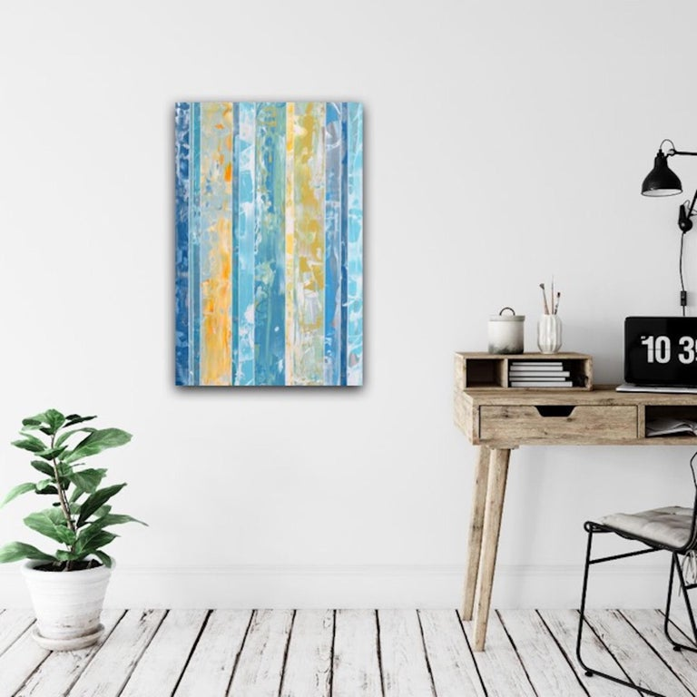 EQ redefined, 1600-10-2, Original Abstract Painting, Contemporary Art For Sale 13