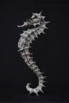 Lady Seahorse - bronze sculpture limited edition Modern Contemporary