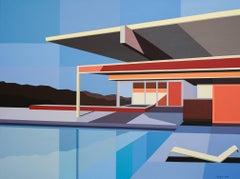 """Re-Imagined Neutra I - Mountain House"""