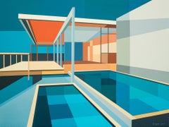 """Re-Imagined Neutra II - Chuey House"""