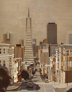 """Trans America Tower San Francisco"""
