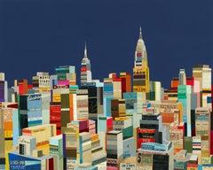 """""""Midnight Over Manhattan"""""""