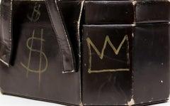 Jean-Michel Basquiat & Andy Warhol illustrated 'Purse' 1984 (Warhol Basquiat)