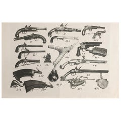 Andy Warhol Antique Guns Photograph