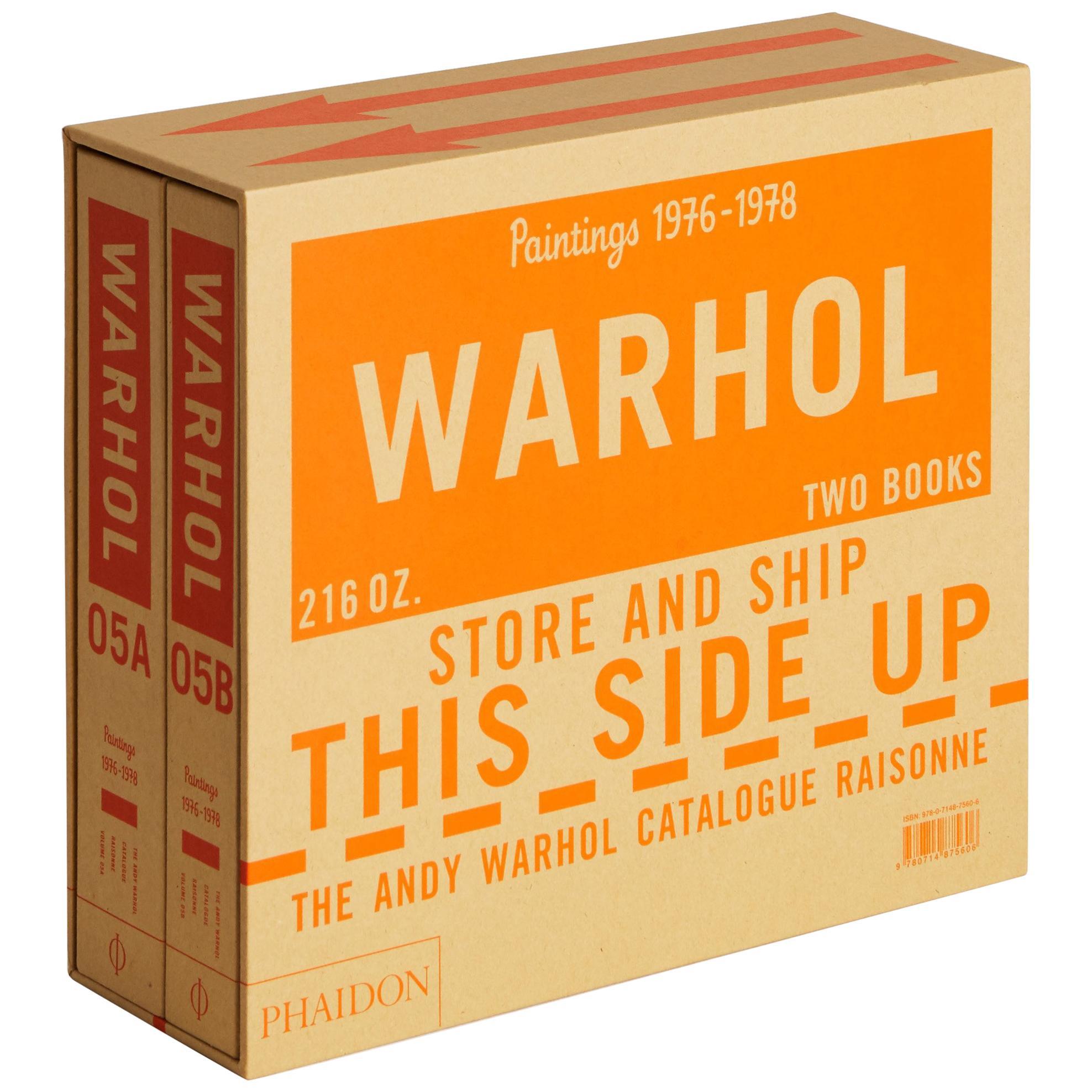Andy Warhol Catalogue Raisonné, Paintings, 1976-1978, Volume 5