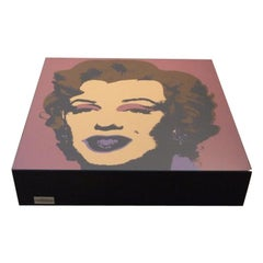 Andy Warhol for Sunday by Morning Marilyn Monroe Table, Limited Edition
