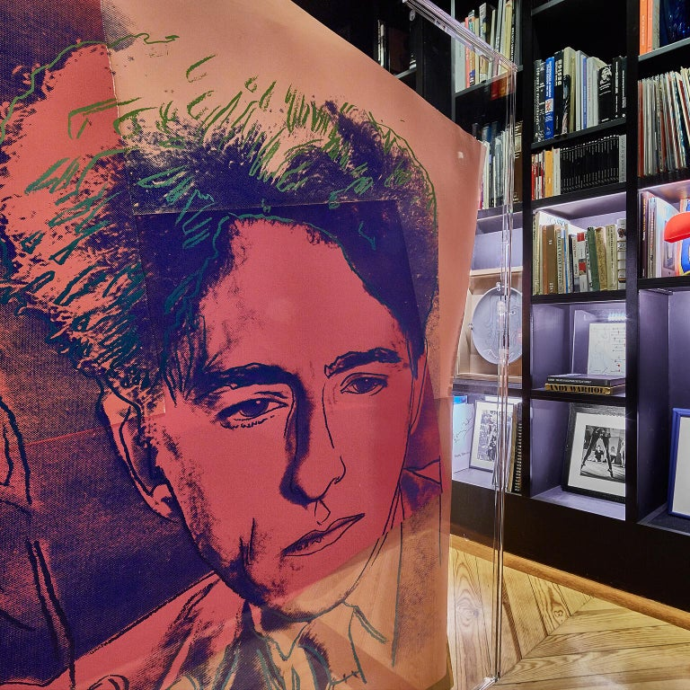 Jean Cocteau by Andy Warhol  For Sale 12