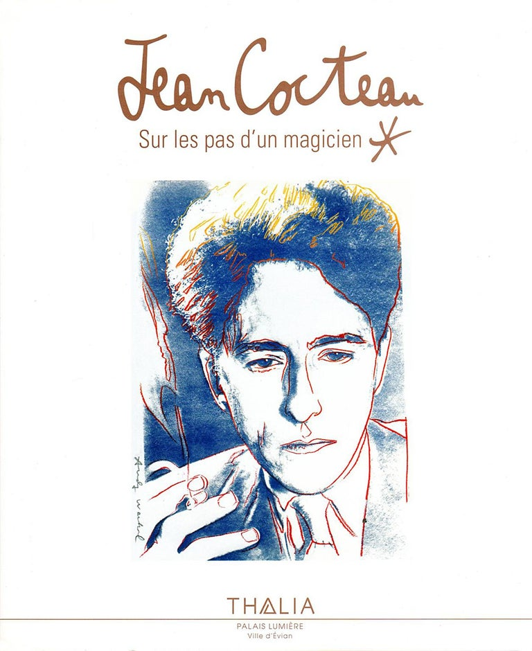 Jean Cocteau by Andy Warhol  For Sale 14