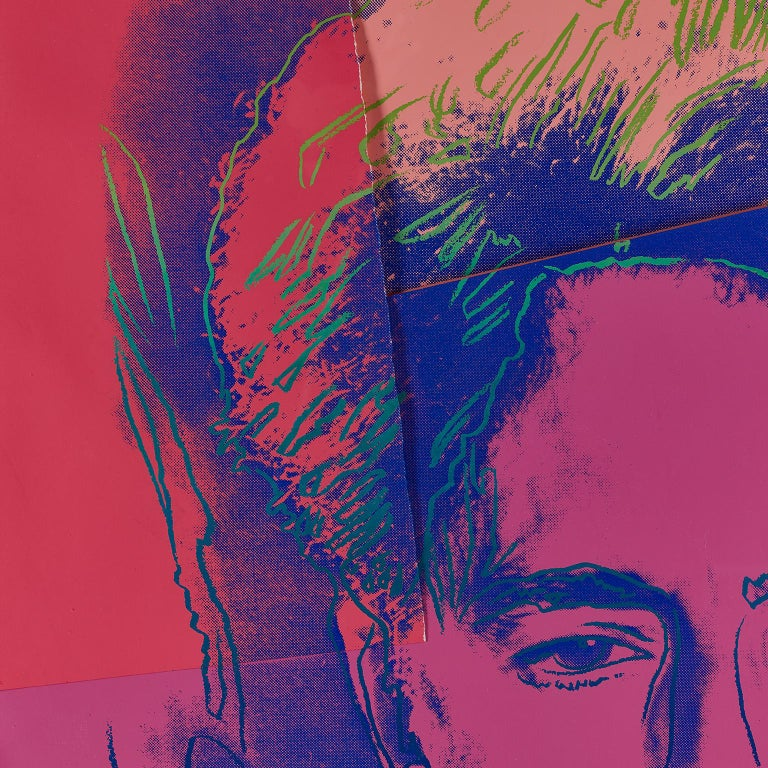 Jean Cocteau by Andy Warhol  For Sale 6