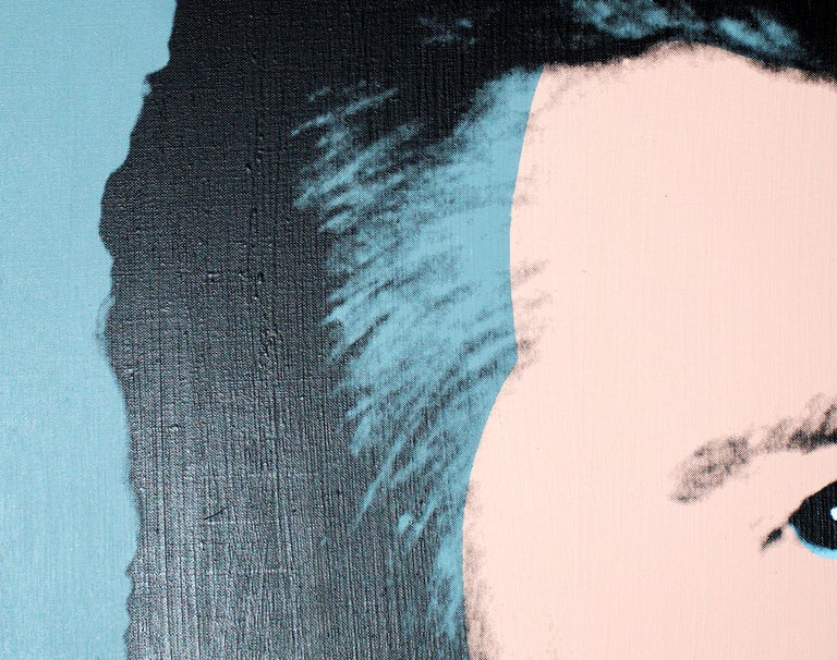 Dolf Selbech - Painting by Andy Warhol