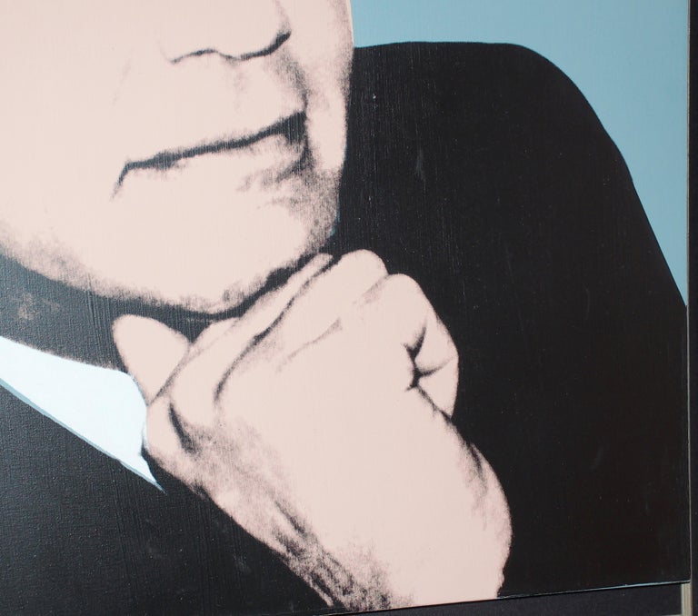 Dolf Selbech - Post-War Painting by Andy Warhol