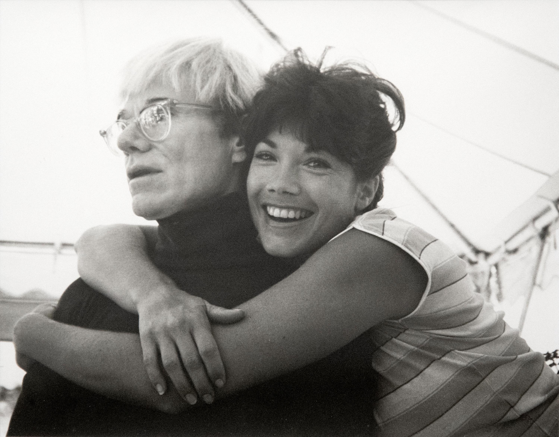 Andy and Barbi Benton