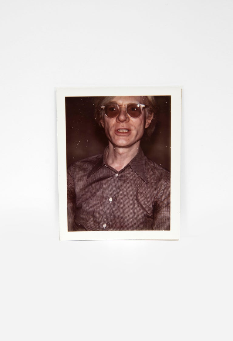 Andy Warhol - Photograph by Andy Warhol