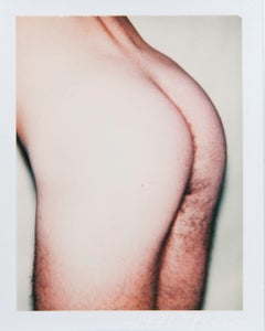 Andy Warhol, Four Polaroid Photos from the 'Sex Parts and Torsos' Series, 1977