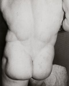Andy Warhol, Photograph of a Marble Sculpture at the Louvre, circa 1982