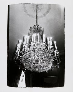Andy Warhol, Photograph of Chandelier in Paris, 1980