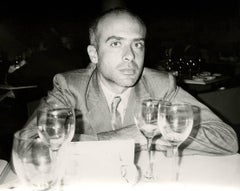 Andy Warhol, Photograph of Francesco Clemente, 1986