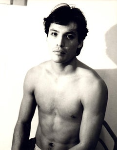 Andy Warhol, Photograph of Jock Soto, 1986