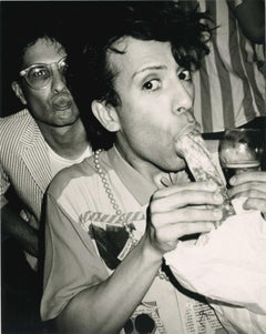 Andy Warhol, Photograph of Joey Arias, 1986