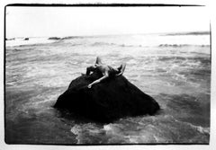 Andy Warhol, Photograph of Jon Gould in Montauk, 1982