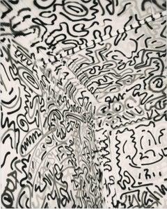Andy Warhol, Photograph of Keith Haring's Pop Shop, Soho, 1986