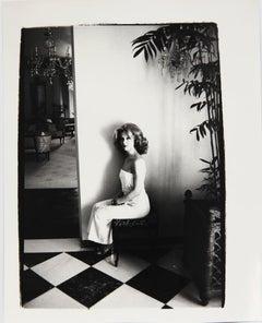 Andy Warhol, Photograph of Lynn Wyatt, 1980