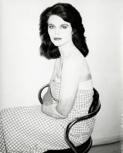 Andy Warhol, Photograph of Maria Shriver, 1986