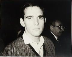 Andy Warhol, Photograph of Matt Dillion, 1970s