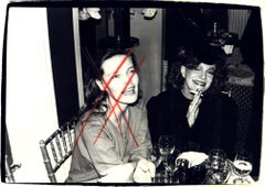 Andy Warhol, Photograph of Two Women, 1970s