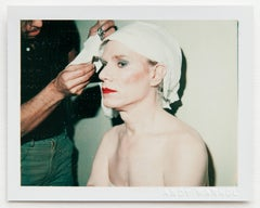 Andy Warhol Photograph, Self-Portrait in Drag (Andy Warhol in Drag), 1981