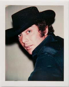 Andy Warhol, Polaroid Photo of Paul Anka, 1975