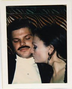 Andy Warhol, Polaroid Photograph of Diane & Egon von Furstenberg, 1970s