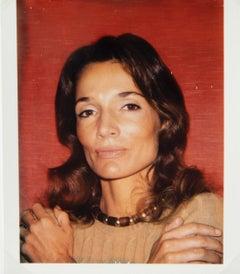 Andy Warhol, Polaroid Photograph of Lee Radziwill, 1972