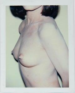 Andy Warhol, Polaroid Photograph of Pat Hearn, 1985