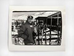 Andy Warhol Skiing
