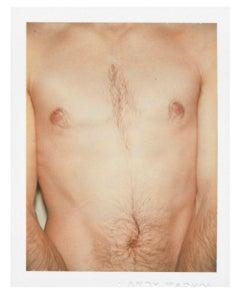 "Andy Warhol ""Torso"" Polaroid, 1977"