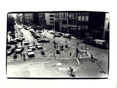 Andy Warhol, View from The Factory at 860 Broadway Looking Down at Union Sq West