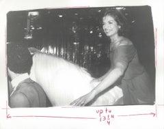 Bianca Jagger on Horseback, Studio 54