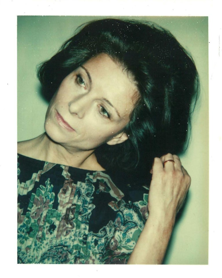 Andy Warhol Portrait Photograph - Deeda Blair