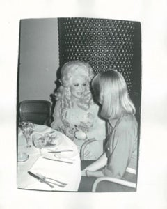 Dolly Parton and Olivia Newton-John