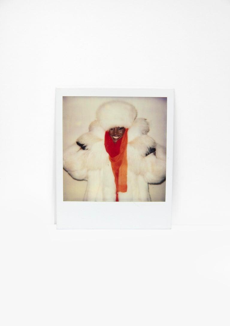 Andy Warhol Portrait Photograph - Grace Jones